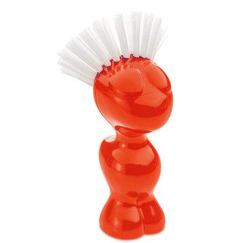Koziol Tweetie Vegetable Brush Color: Tangerine