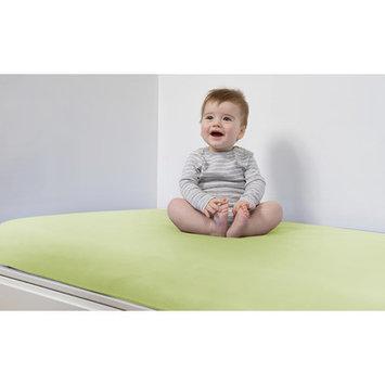 B.sensible Baby Crib Sheet Color: Green