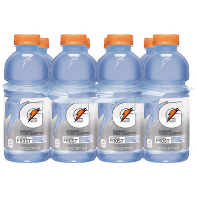 Gatorade Frost® Icy Charge™ Thirst Quencher 8-20 fl. oz. Bottles