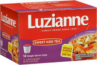 Luzianne® Sweet Iced Tea 12-0.18 oz. Single Serve Cups