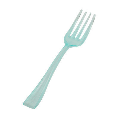 Fineline Settings, Inc Tiny Temptations Tine Fork (48 Pack) Color: Green