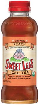 Sweet Leaf® Peach Iced Tea 16 fl. oz. Bottle