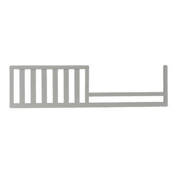 Ti Amo Baci Convertible Guardrail Finish: Misty Gray