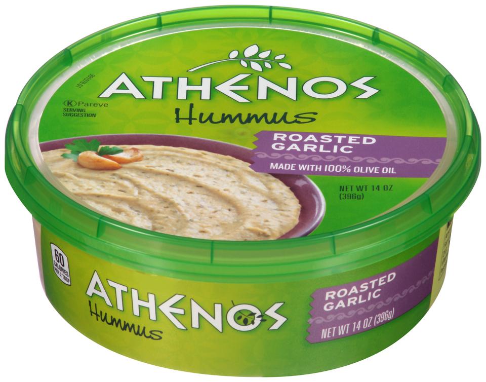 Athenos Roasted Garlic Hummus