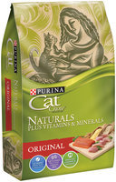 Purina Cat Chow Naturals Plus Vitamins & Minerals Cat Food 13 lb. Bag