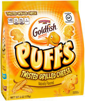 Pepperidge Farm® Goldfish® Xtreme Puffs Twisted Grilled Cheese Baked Puffed Snacks