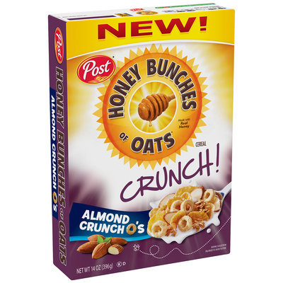 Honey Bunches of Oats Almond Crunch O's