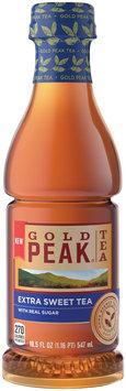 Gold Peak® Extra Sweet Tea 18.5 fl. oz. Bottle