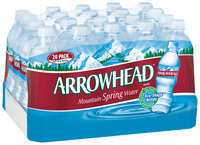 Arrowhead Mountain Spring Water