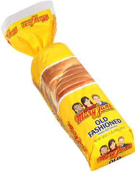 mary jane and friends® old fashioned bread