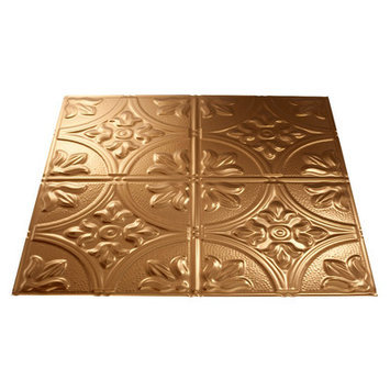 Fasade Fasade Traditional Ceiling Tile Panel (Common: 24-in x 24-in; Actual: 23.75-in x 23.75-in) L52-25