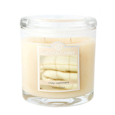 Fragranced in-line Container CC008.1749 8oz. Oval Cozy Cashmere