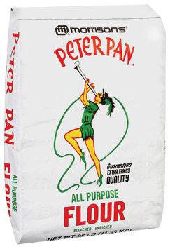 Peter Pan All Purpose Flour 25 Lb Bag
