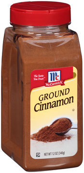 McCormick® Ground Cinnamon 12 oz. Shaker