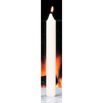 Global Views Unscented Taper Candles Size: 12
