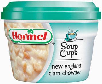 HORMEL New England Clam Chowder Soup MW Cup