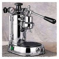 La Pavoni Professional 16-Cup Espresso Machine with Chrome Base