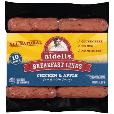 Aidells® Chicken & Apple Breakfast Links 8 oz. Pack