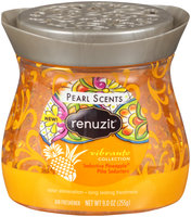 Renuzit® Vibrante Collection Seductive Pineapple® Pearl Scents Air Freshener 9.0 oz. Plastic Container