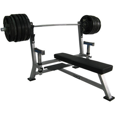 Valor Athletics, Inc. BF - 48 Olympic Bench Pro with Spotter