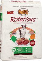 Nutro® Rotations™ Adult Lamb & Potato Recipe Dog Food 12 lb. Bag