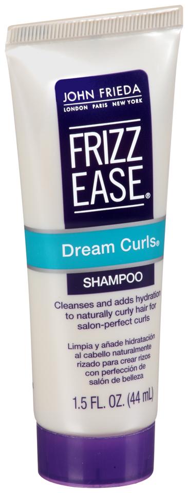 John Frieda Frizz Ease® Dream Curls® Shampoo 1.5 fl. oz. Tube