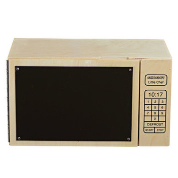 Childcraft Kitchen Play Little Chef Microwave Oven
