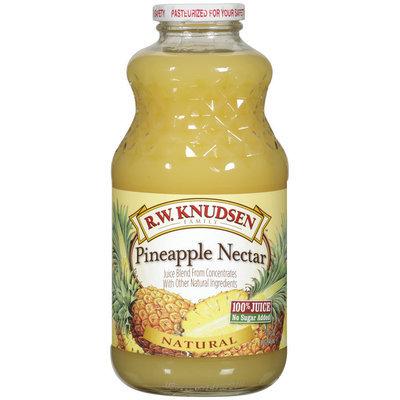 R.W. Knudsen Pineapple Nectar Juice Blend 32 oz