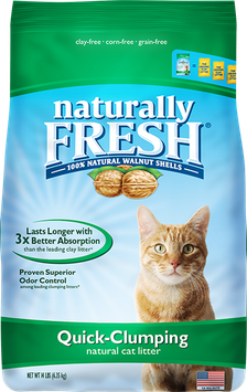 Naturally Fresh Clumping Litter 224