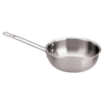 Paderno World Cuisine 12513-18 Splayed SautT Pan Triply