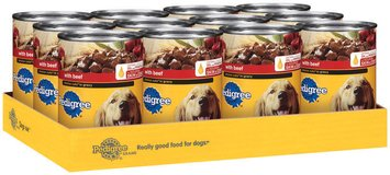 Pedigree Choice Cuts In Gravy W/Beef Wet Dog Food 22 Oz Can
