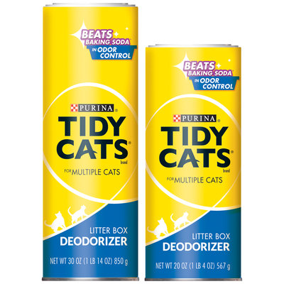 Purina Tidy Cats Cat Litter Deodorizer Family Group Shot