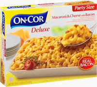 On-Cor Deluxe Macaroni & Cheese with Bacon Party Size 70 oz. Box