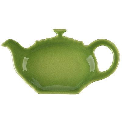 Le Creuset Tea Bag Holder Color: Palm