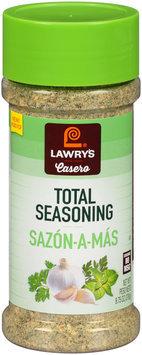 Lawry's® Casero Total Seasoning 9.75 oz. Shaker
