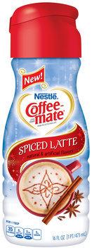 Coffee-mate® Spiced Latte Liquid Coffee Creamer