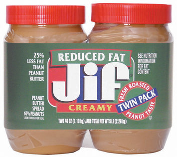 Jif Creamy Reduced Fat