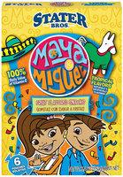 Stater Bros. Maya & Miguel 6 Ct Fruit Flavored Snacks 5.4 Oz Box