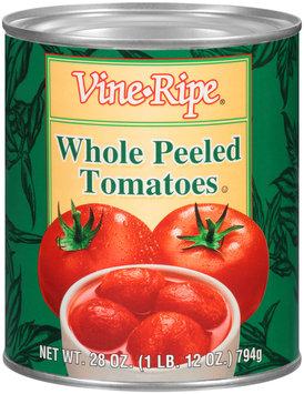 Vine-Ripe® Whole Peeled Tomatoes 28 oz. Can