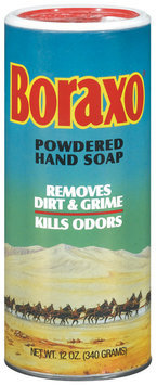 Boraxo Powdered Hand Soap 12 Oz Shaker