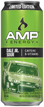 Amp Energy® Dale Jr. Sour Energy Drink