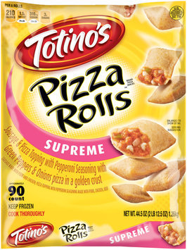 Totino's® Supreme Pizza Rolls® 90 ct Bag
