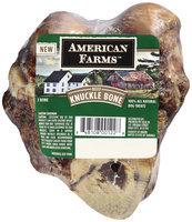 American Farms™ Beef Knuckle Bone Dog Treat