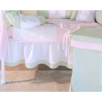 Brandee Danielle Froggie Crib Quilt