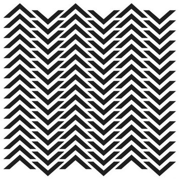 The Crafters Workshop The Crafter's Workshop Chevron Template