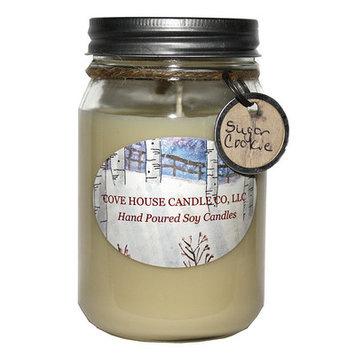 Covehousecandleco Chardonnay Jar Candle