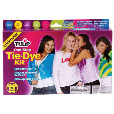 Alvin D22676 Ultimate One Step Tie Dye Kit