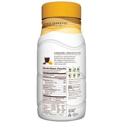 Starbucks® Caramel Macchiato Espresso Beverage 48 fl. oz. Plastic Bottle