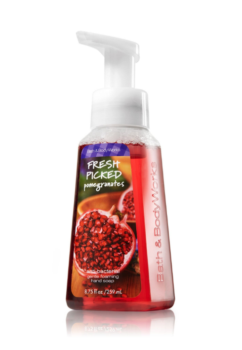 Bath & Body Works® FRESH PICKED Pomegranate Gentle Foaming Hand Soap
