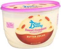 Blue Bunny™ Sweet Freedom® Butter Pecan Light Ice Cream 48 fl. oz. Tub
